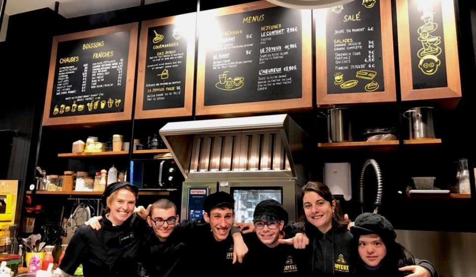 Portugal vai ter o primeiro Café Joyeux, que forma e emprega pessoas com trissomia 21 e autismo