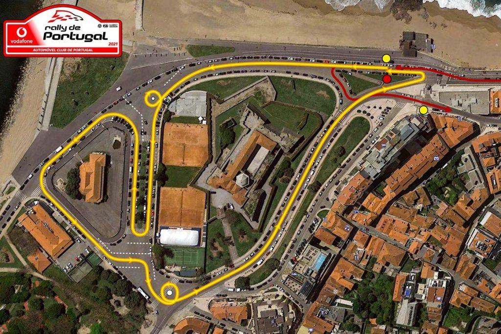 Rally de Portugal Porto