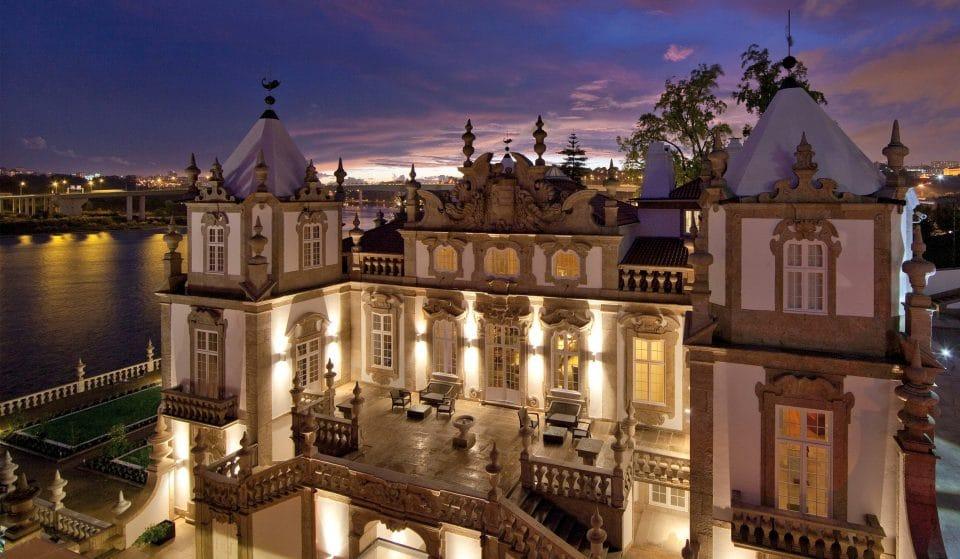 Candlelight Open Air no Porto com um concerto num palácio fantástico!