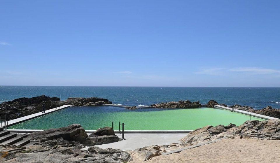 Piscina das Marés reabre já este fim-de-semana para banhos!