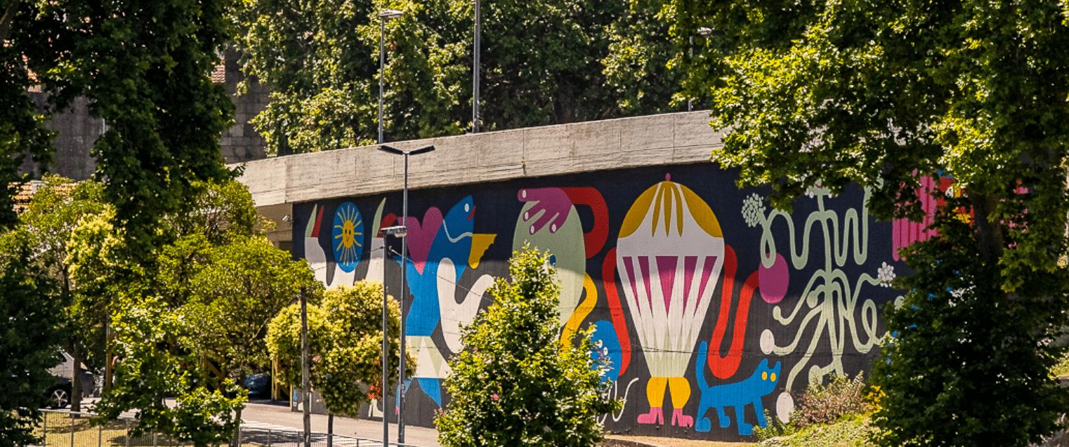 mural S. João Fontainhas