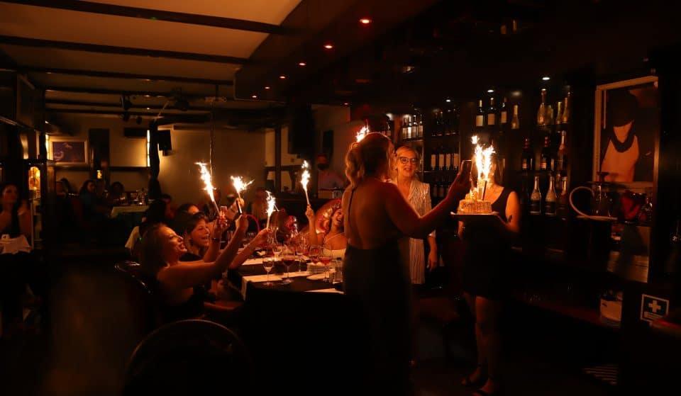 Um jantar sensual inspirado no mistério das '50 sombras de Grey', chega já em julho!