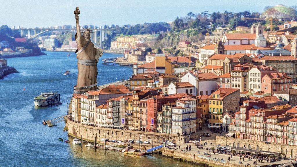 E se 7 maravilhas do mundo estivessem em Portugal?