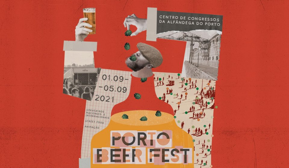 Porto Beer Fest, o festival internacional de cerveja artesanal regressa à Alfândega