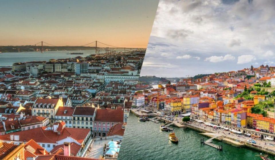 Entre Porto e Lisboa, quem ganha?