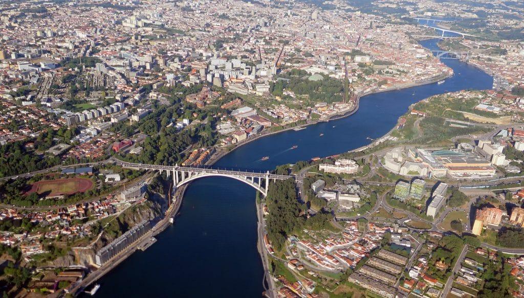 20 imagens do Porto visto de cima