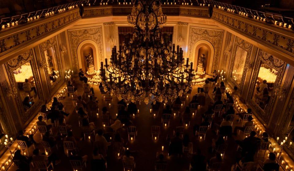 O Porto vai receber concertos à luz de velas com bandas sonoras de Halloween