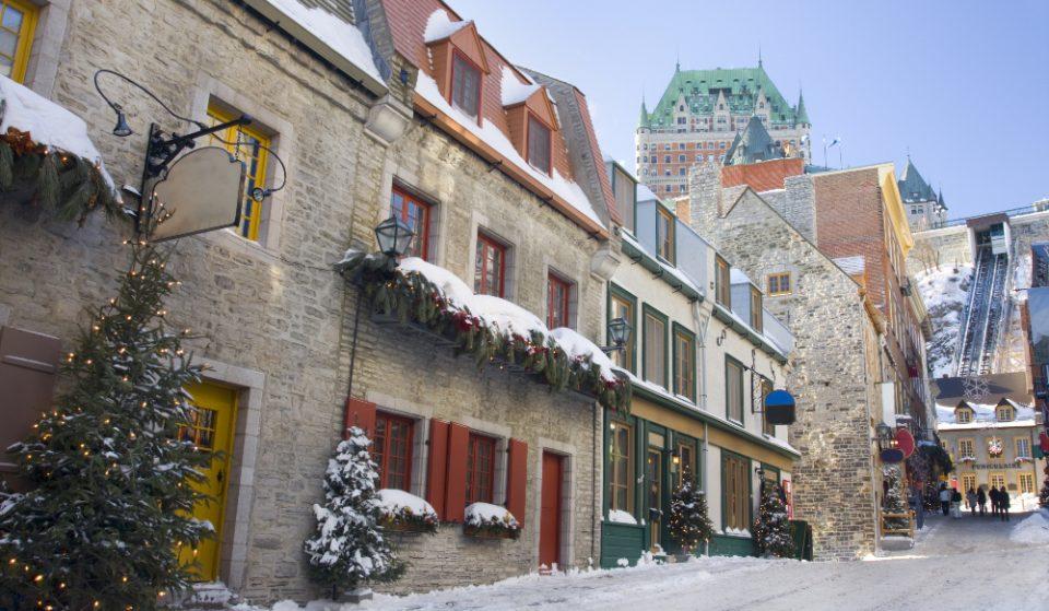 Quoi faire à Québec en janvier 2021