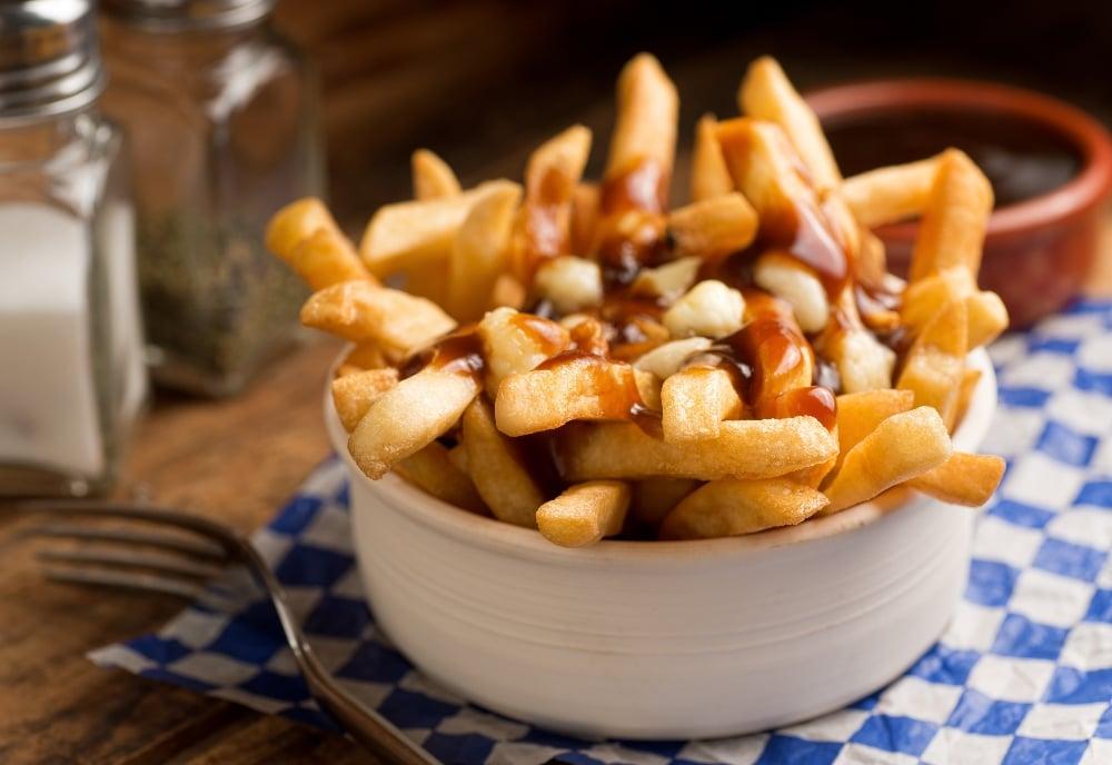 Découvrez les meilleurs repas servis pendant de la Semaine de la poutine !