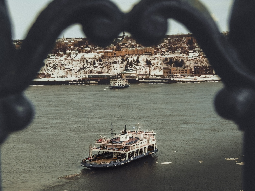 Les endroits les plus romantiques à Québec