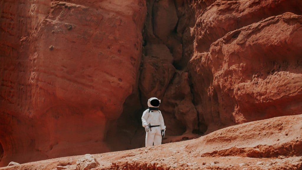 Une Québécoise atterrit sur Mars !