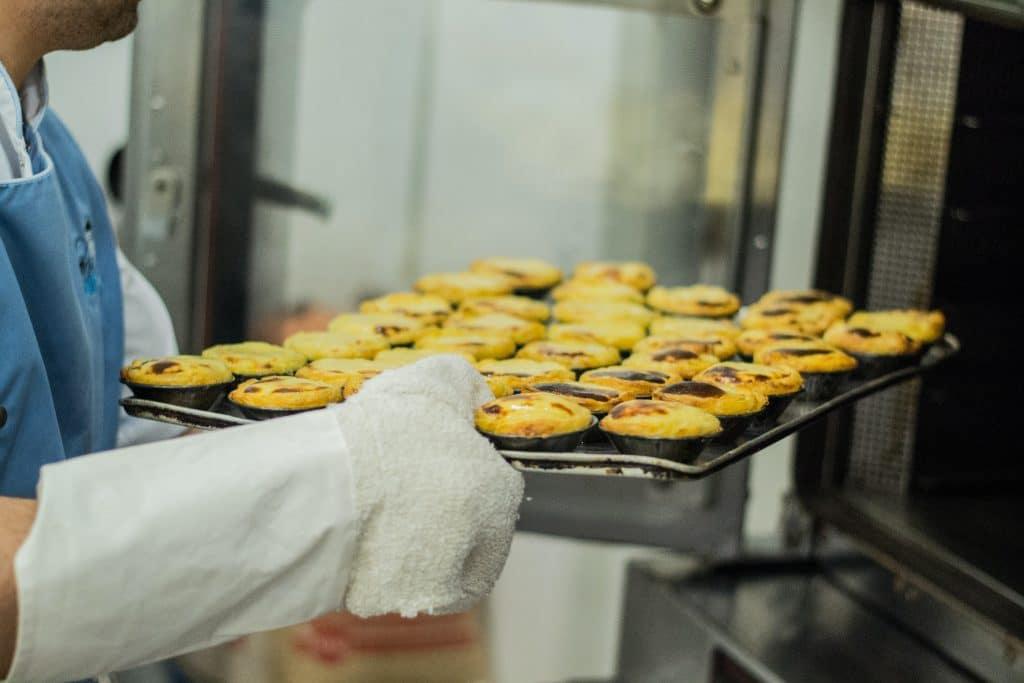 Recette : pastéis de nata de la cheffe Helena Loureiro