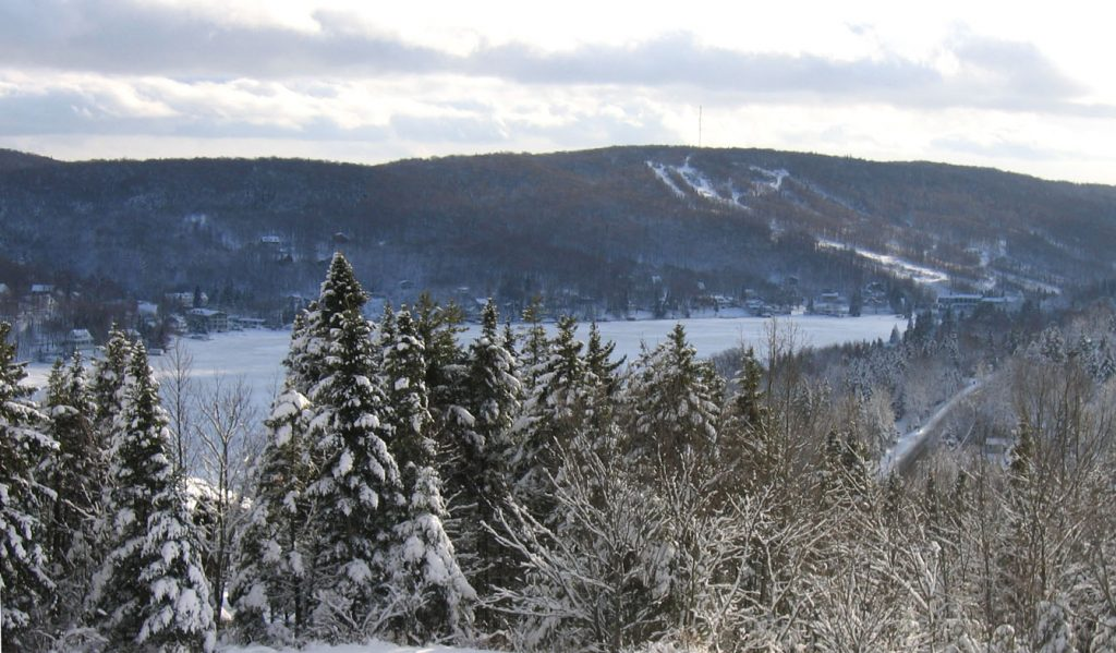 Cette immense patinoire près de Québec est accessible gratuitement !