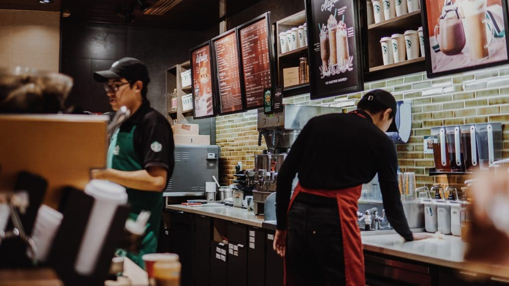 Starbucks Canada vous offre une promotion 2 pour 1 du 23 au 29 mars !