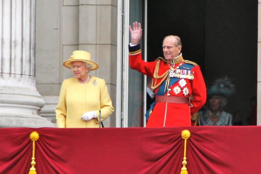 Le Prince Philip est décédé ce matin à l'âge de 99 ans