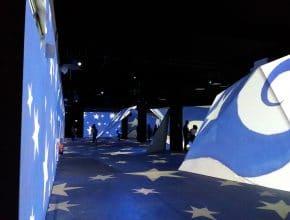 Cette exposition immersive se tiendra à Québec jusqu'au 6 septembre !