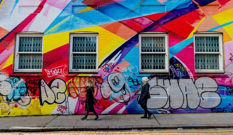 Laissez libre cours à votre créativité en toute légalité sur ces murs de Québec !