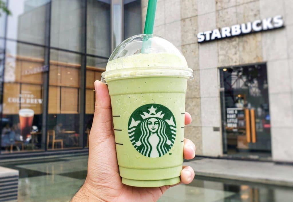 Starbucks Canada lance son menu d'été et c'est tout simplement décadent