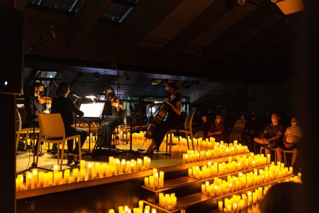 Les concerts à la bougie Candlelight débarquent au Musée de la Civilisation