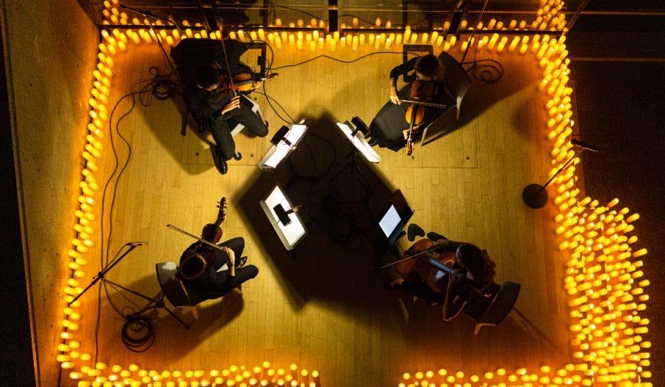 Candlelight : Ces magnifiques concerts de musique classique éclairés à la bougie arrivent à Québec !