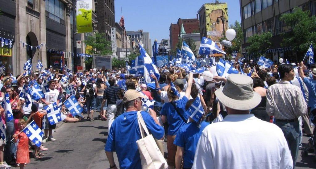 Voici quels événements auront lieu à Québec pour la Fête nationale