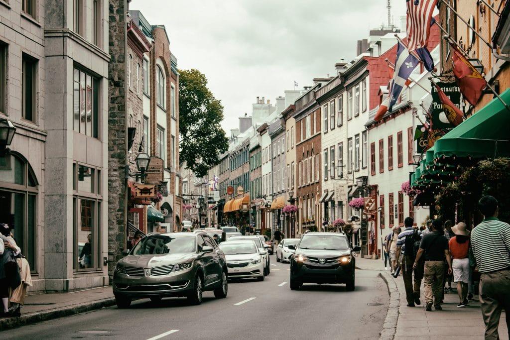 Quoi faire à Québec en juillet 2021