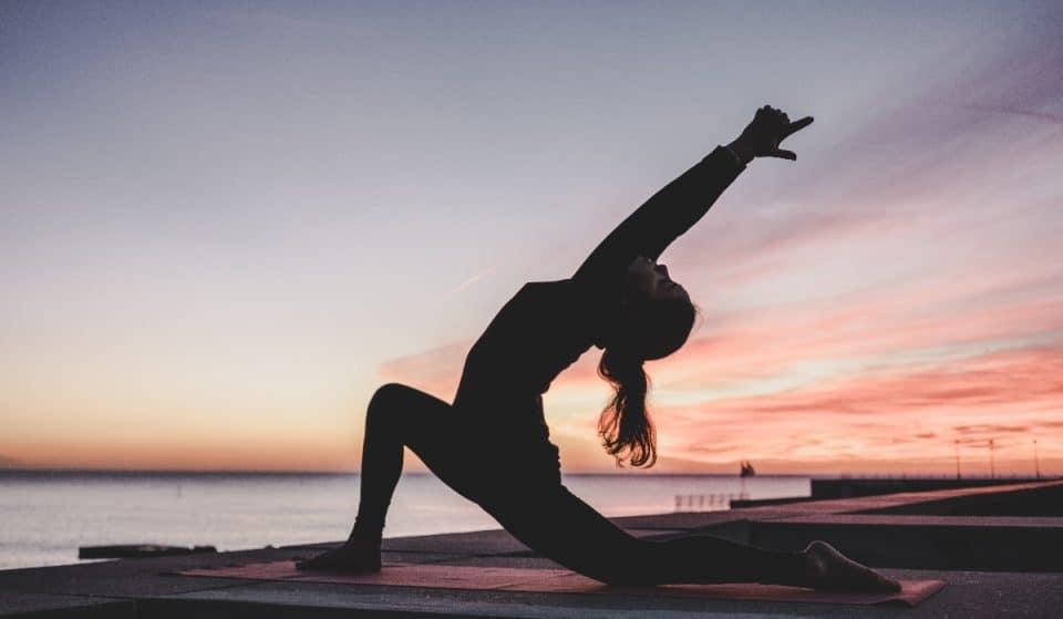 Studio Rebel vous invite à faire du yoga à la Baie de Beauport Sun Life