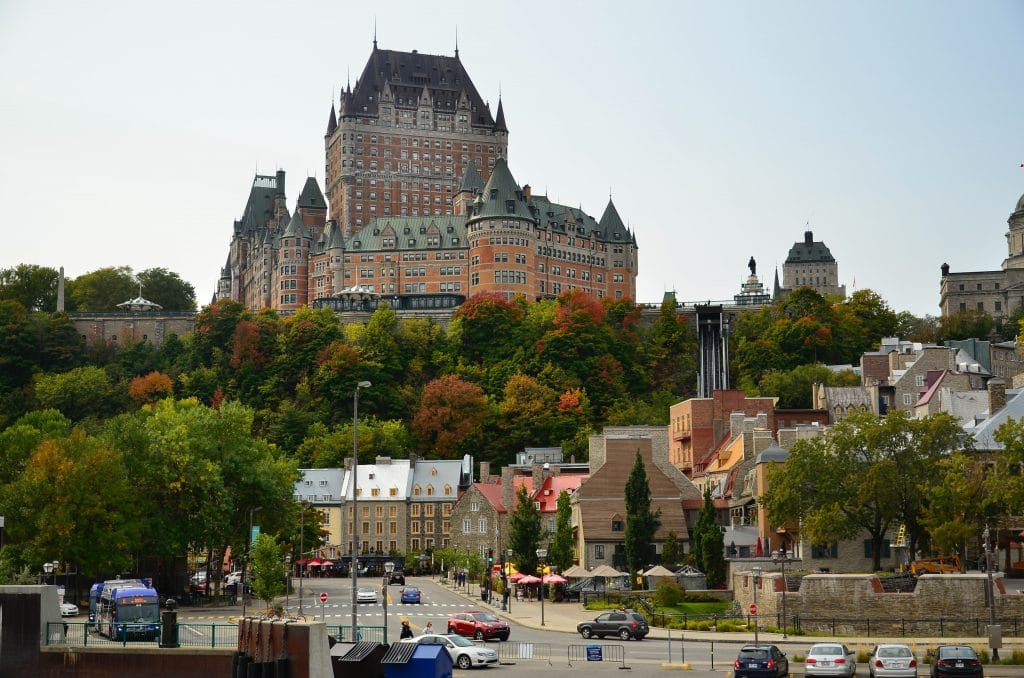 Quoi faire à Québec en septembre 2021