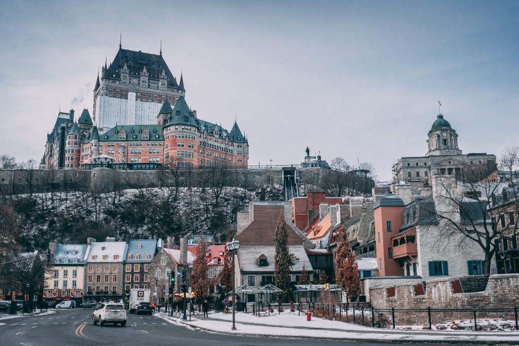 MétéoMédia prédit que l'hiver arrivera brusquement à Québec