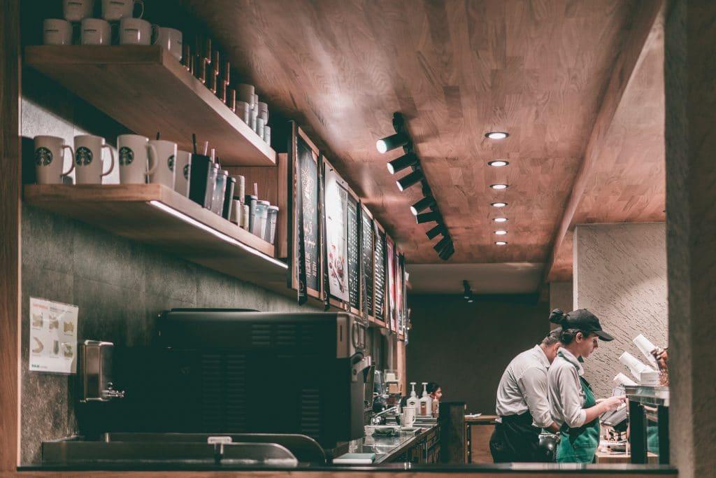 Vous pourriez recevoir un café gratuit aujourd'hui grâce à Starbucks