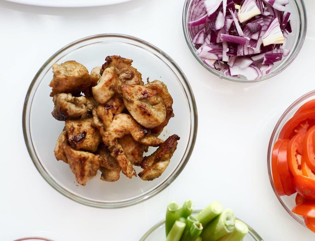 Recette : poulet grillé à la citronnelle de chez Satay Brothers