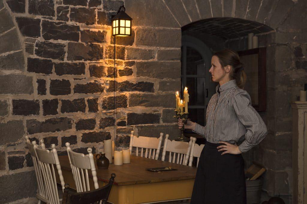 Les visites fantômes de Québec vous proposent des soirées pleines d'épouvantes