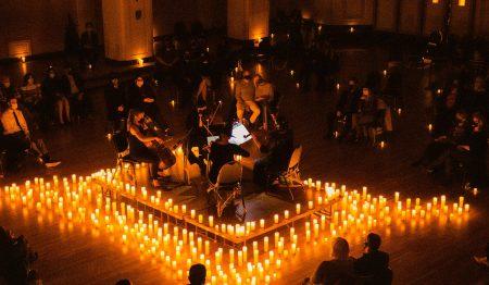 Candlelight: concerto à luz de velas no Rio de Janeiro