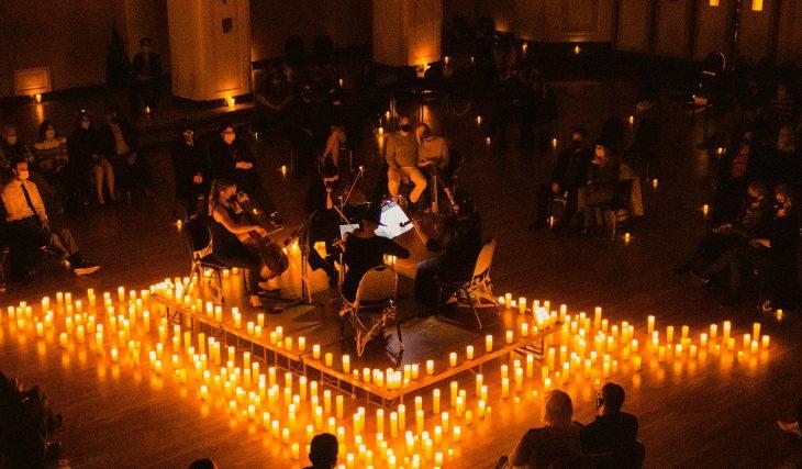 Candlelight: concertos à luz de velas no locais mais emblemáticos do Rio