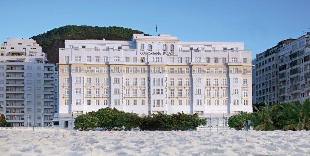 Candlelight copacabana palace