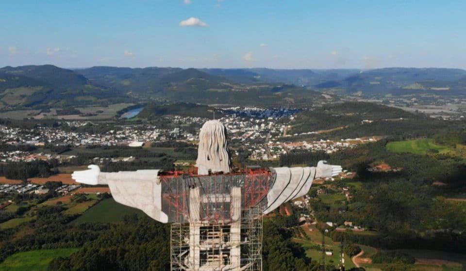 Brasil vai ter uma nova estátua do Cristo; maior que o do Rio de Janeiro