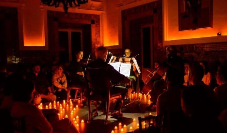 O melhor de Vivaldi à luz das velas, no Planetário do Rio