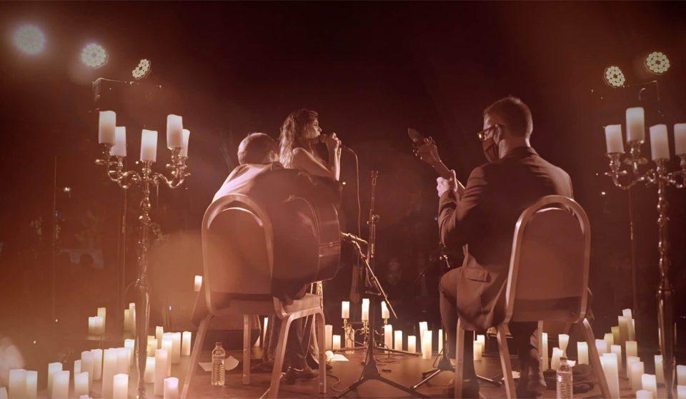 O melhor da Bossa Nova em um novo concerto Candlelight