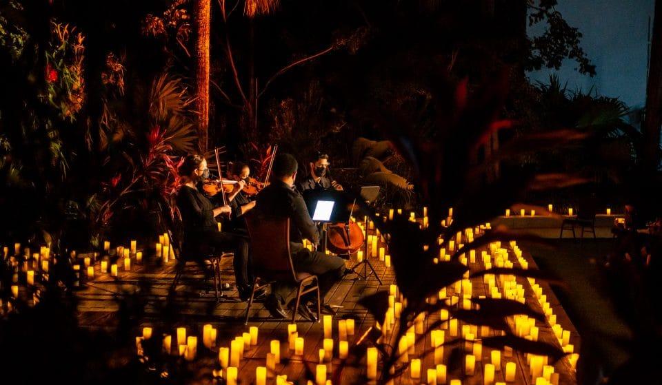 Candlelight Open Air: de Bach aos Beatles à luz de velas