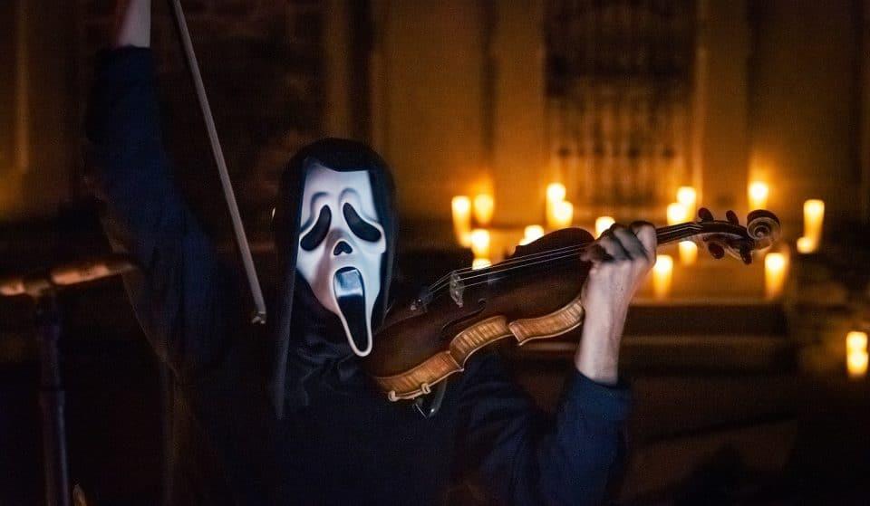 Um concerto com as trilhas sonoras mais sombrias do cinema para celebrar o Halloween