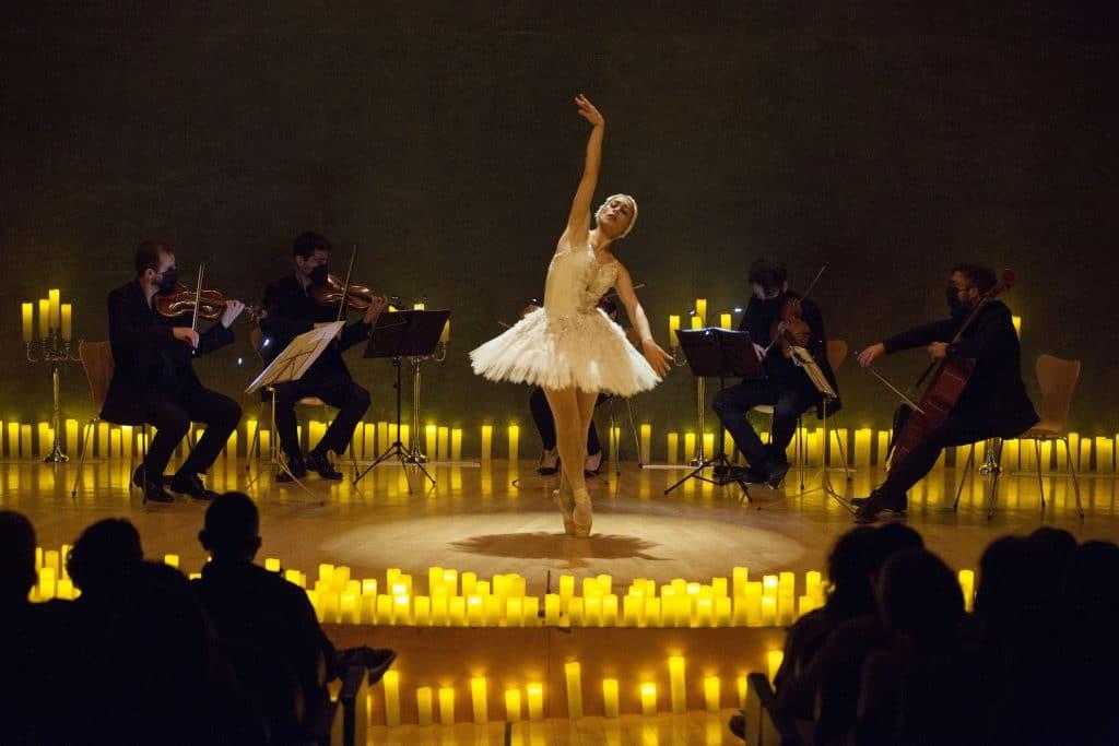 candlelight ballet