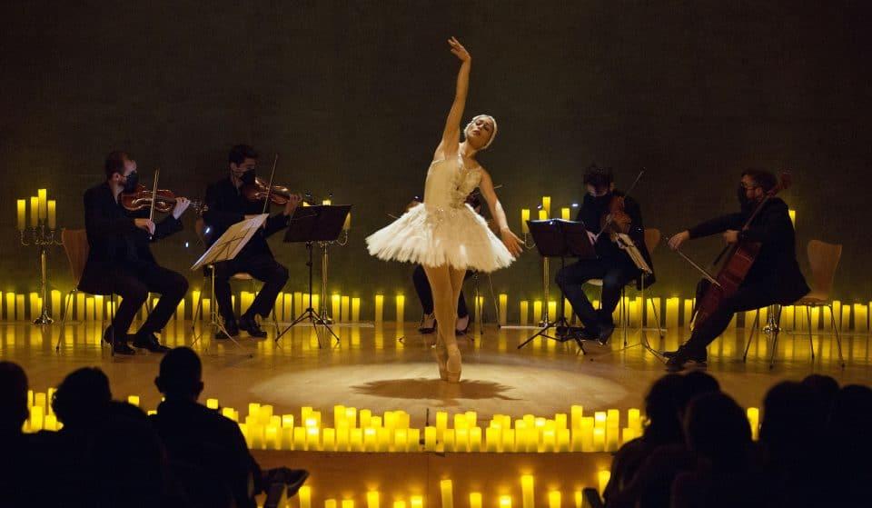 Prepare-se para uma noite de ballet à luz de velas