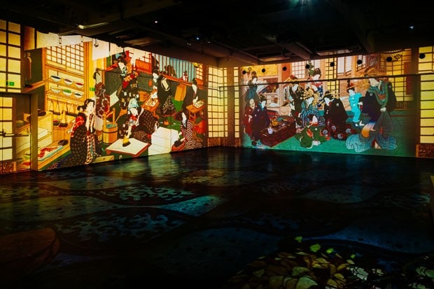 Japan House inaugura exposição imersiva gratuita