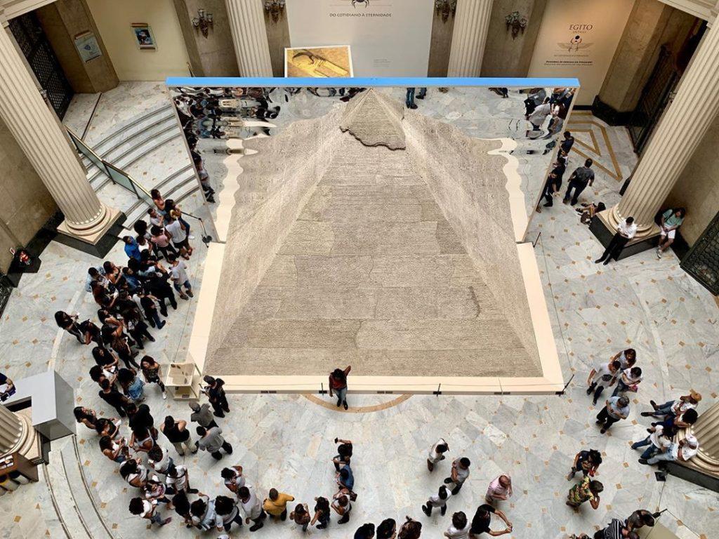 CCBB-SP leva a exposição do Egito à sua casa