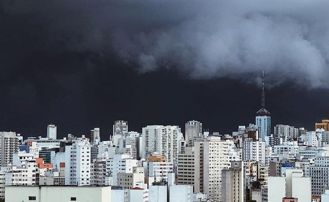 Chuva deve continuar em São Paulo, mas sem temporais