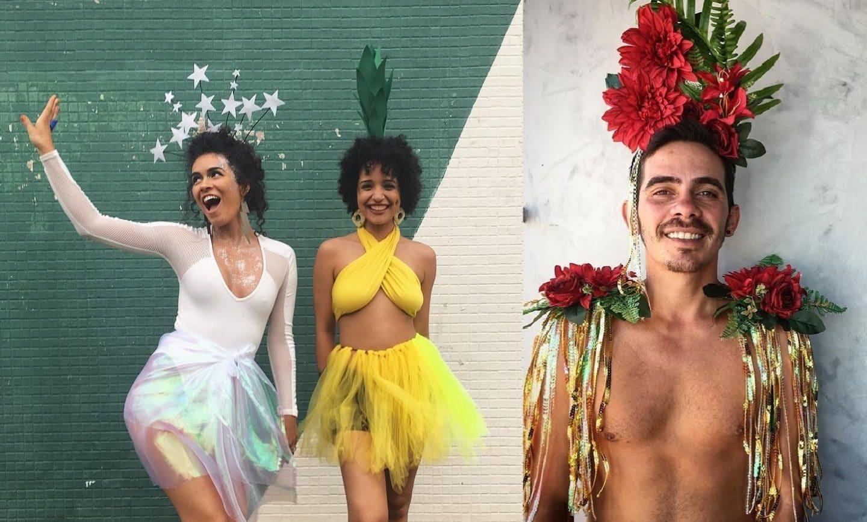 Fantasias e acessórios fáceis (e baratos) para arrasar no Carnaval