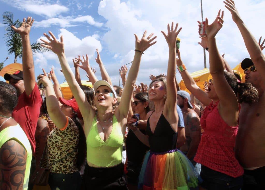 Blocos pré-Carnaval começam neste fim de semana