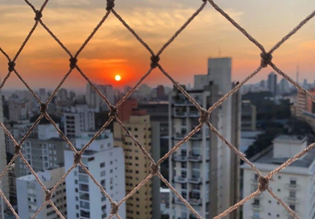 #DaMinhaJanela: a São Paulo vista por quem está em casa