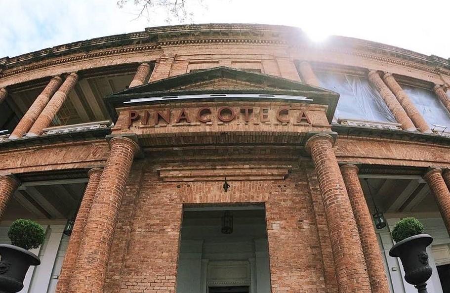 Todos os dias uma obra do acervo da Pinacoteca de São Paulo