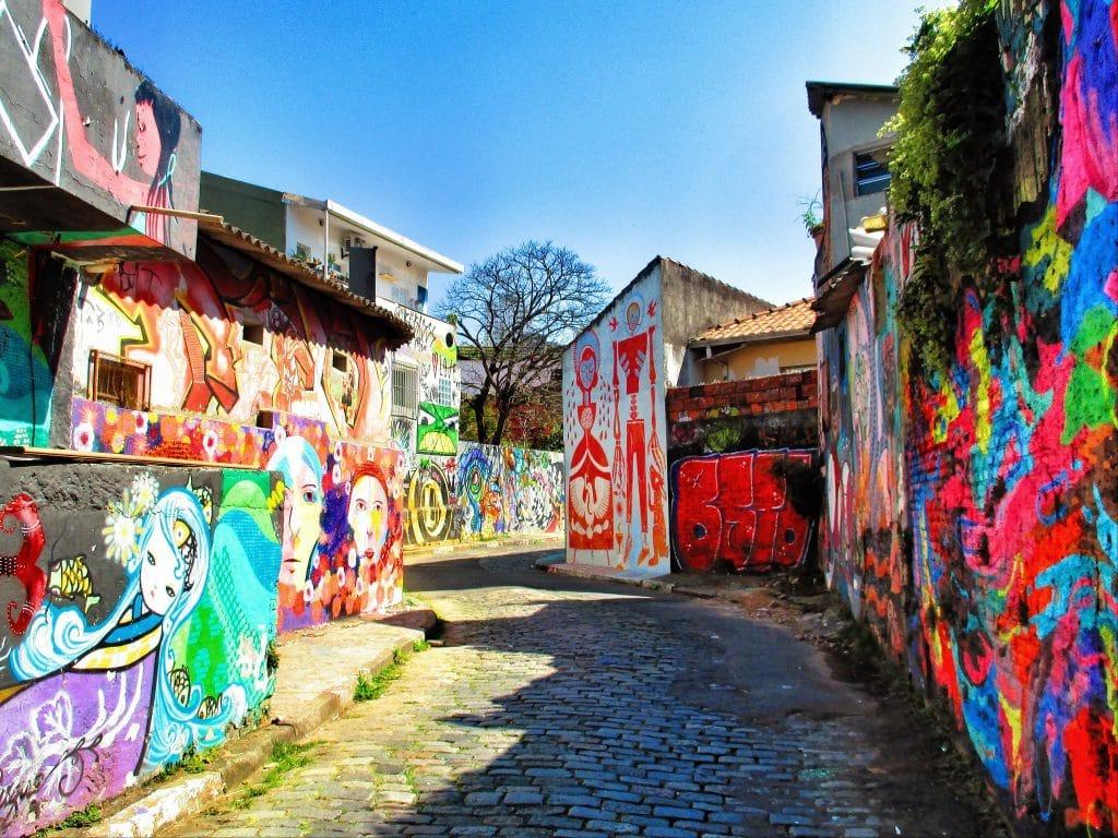 10 lugares super Instagramáveis em São Paulo